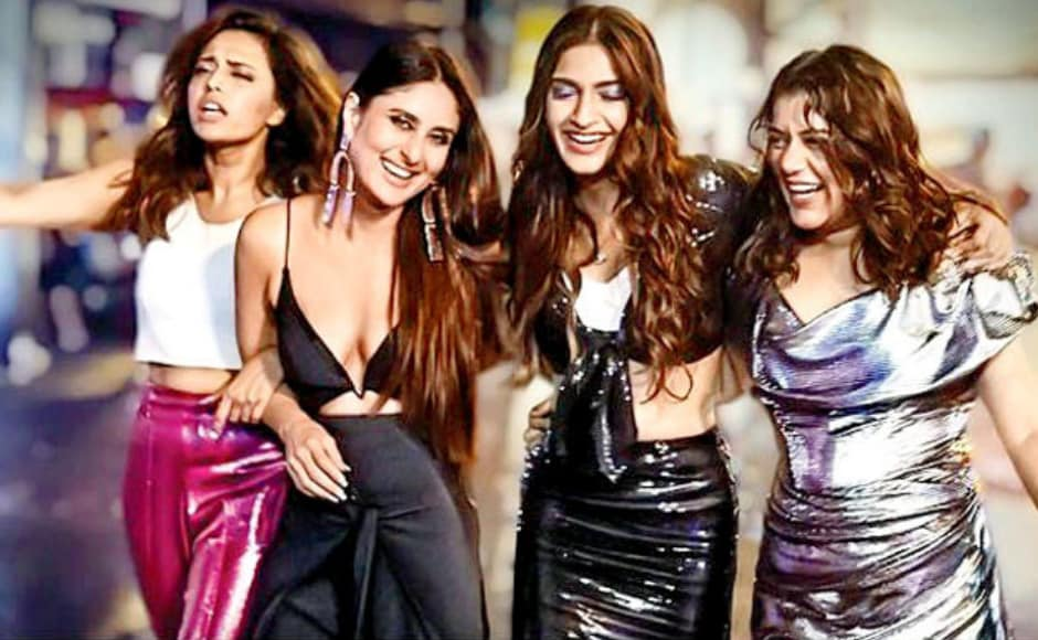 Kareena's last outing as Kalindi in Veere Di Wedding saw her being a flawed, vulnerable individual who did not shy away from expressing her distaste for garish, loud wedding rituals and extravagant in-laws. Image from Twitter