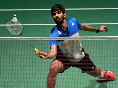 Badminton Asia Championships: Kidambi Srikanth, Sai Praneeth progress; Shlok Ramchandran, MR Arjun notch impressive win