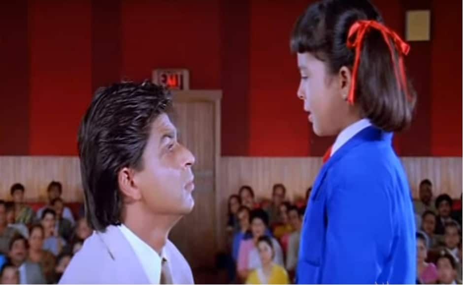 The very next year, in 1998, Karan Johar arrived in Bollywood with his film, Kuch Kuch Hota Hai. While the film was around the love triangle between Shah Rukh Khan, Kajol and Rani Mukherji; it was Sana Saeed's phenomenal performance as Shah Rukh's daughter that held the story together. That was also the arrival of modern-day cool dad-daughter relationship which was more about being friends. Image courtesy: YouTube screengrab.