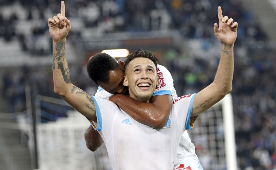 Marseille secured a third consecutive win in all competitions with a 2-0 defeat of Toulouse at the Stade Velodrome. With Dimitri Payet deployed in a true No 10 role, the attacking trident of Lucas Ocampos (seen in picture), Clinton Njie and Florian Thauvin unsettled the visitors' defense as Marseille produced their most complete game of the season. AP