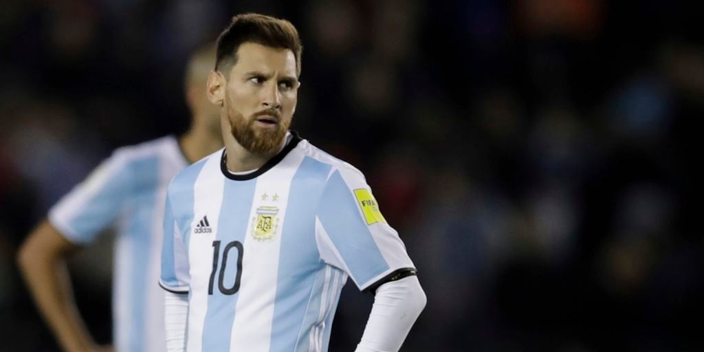 FIFA World Cup: Argentina's stuttering results raise concerns about Russia 2018 without Lionel Messi