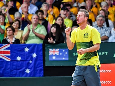 Davis Cup: Australia captain Lleyton Hewitt expects young team to bounce back after Belgium loss