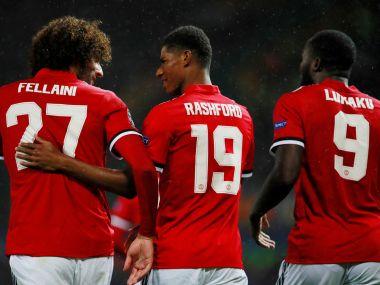 Champions League: Romelu Lukaku, Marcus Rashford open account as Manchester United cruise past Basel
