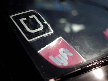 Alphabet in talks with ride-hailing company Lyft about a potential <img class=