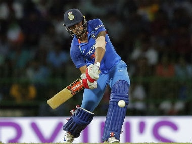 File image of India's Manish Pandey. AP