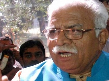 Manohar Lal Khattar says Haryana to enact law providing for capital punishment for rape of children aged 12 years or less