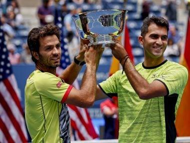 US Open 2017: Jean-Julien Rojer, Horia Tecau clinch second Grand Slam title in mens doubles