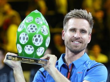 Moselle Open: Qualifier Peter Gojowczyk defeats Benoit Paire in straight sets to win maiden title