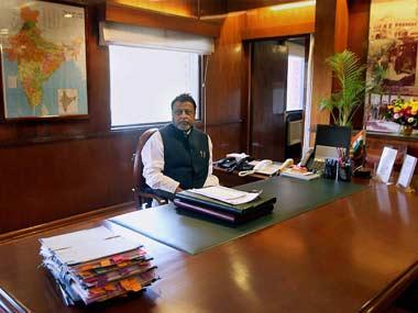 A file image of Mukul Roy. PTI