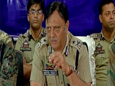 Amarnath attack mastermind, LeT commander Abu Ismail killed: Chapter has been closed, says IGP Muneer Khan