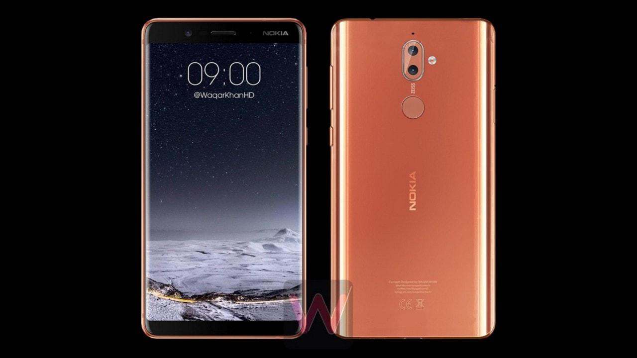 Nokia 9 render by Waqar. Twitter