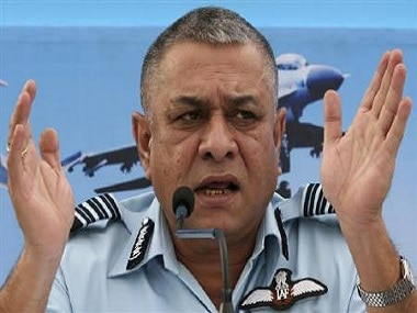 Former IAF chief PV Naik urges Nirmala Sitharaman to involve service chiefs in decision making of defence-related matters