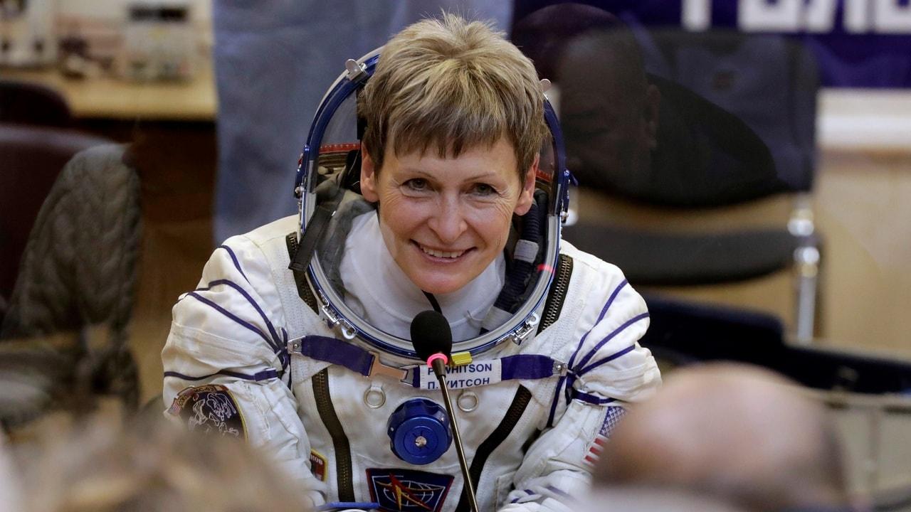 NASA's Peggy Whitson. Creit: Reuters.