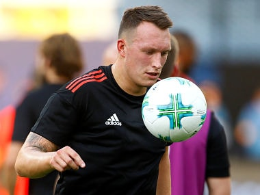 Manchester Uniteds Phil Jones baffled by two-game ban for insulting and abusing doping officer