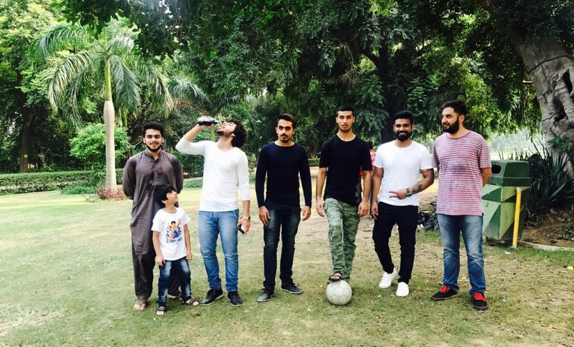 Refugees in Delhi Part 3: Driven from their land, Afghan migrants find hope in football, yoga and art