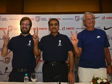 Indian football to soon have national centre of excellence, says AIFF chief Praful Patel