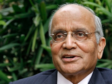 Chairman of Maruti Suzuki India R C Bhargava.