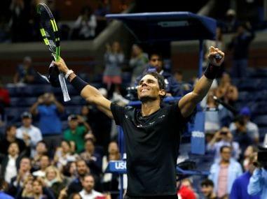 US Open 2017: Top seeds Rafael Nadal, Karolina Pliskova battle into 3rd round, Svetlana Kuznetsova ousted