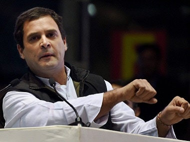 UPA failed to create enough jobs, Modi government unable to either: Rahul Gandhi