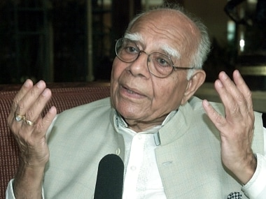Ram Jethmalani retires: From smuggler's lawyer to anti-corruption activist, the maverick's legal career