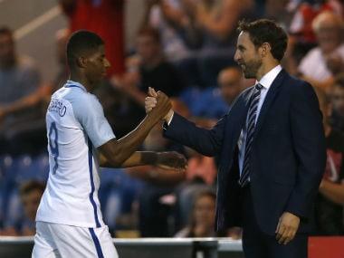 Premier League: Marcus Rashford is as mature as young Wayne Rooney or Michael Owen, says Gareth Southgate