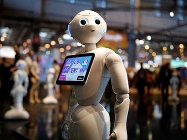 Robot AI. Reuters