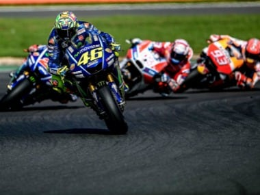 MotoGP: Valentino Rossi vows to be back soon after being discharged following surgery on broken leg