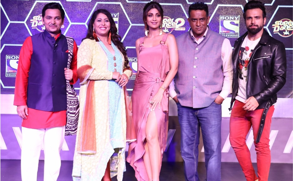The show will retain its original judges comprising of actor Shilpa Shetty, director Anurag Basu and choreographer Geeta Kapur.