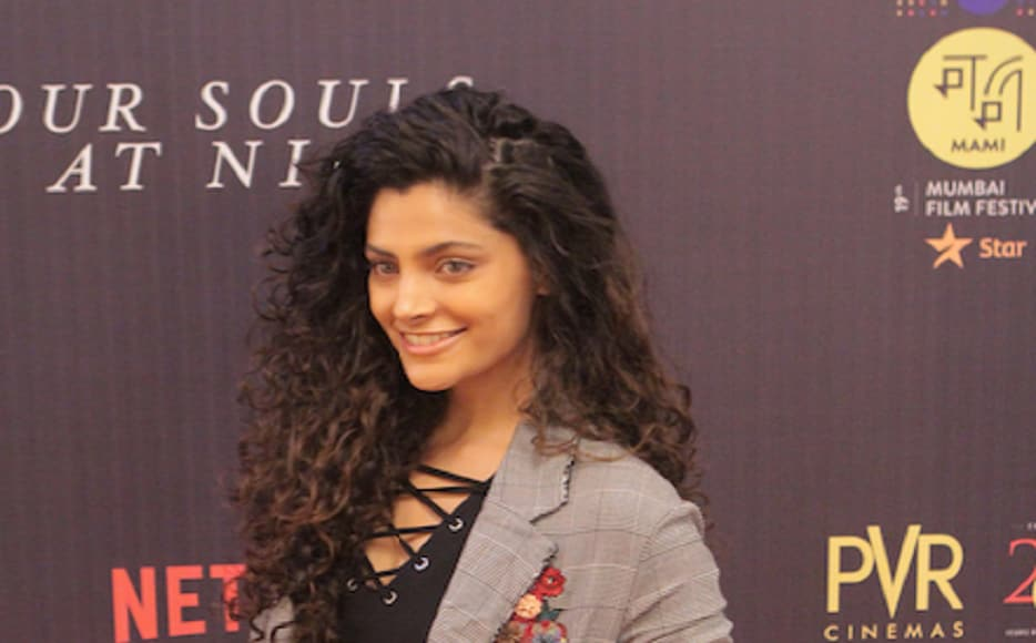 Saiyami Kher was also spotted at the Asian premiere of Our Souls At Night, which saw its world premiere at the Venice Film Festival earlier this year