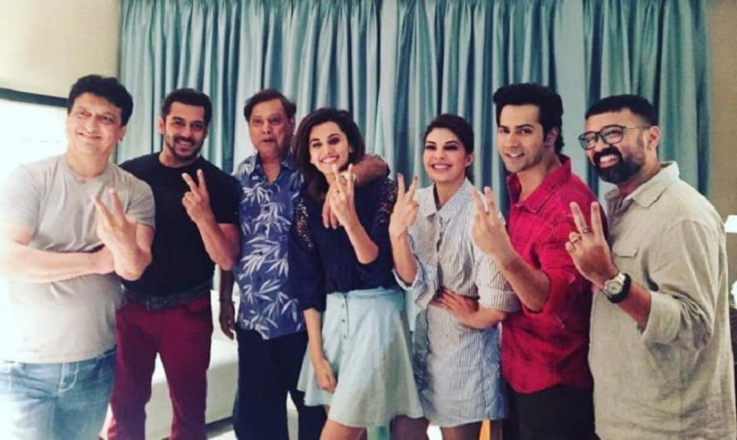 Bigg Boss 11: Judwaa 2 cast Varun, Taapsee and Jacqueline to join Salman Khan on opening episode