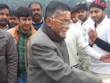 Newly-appointed minister Santosh Gangwar vows to expedite labour law reforms, job creation