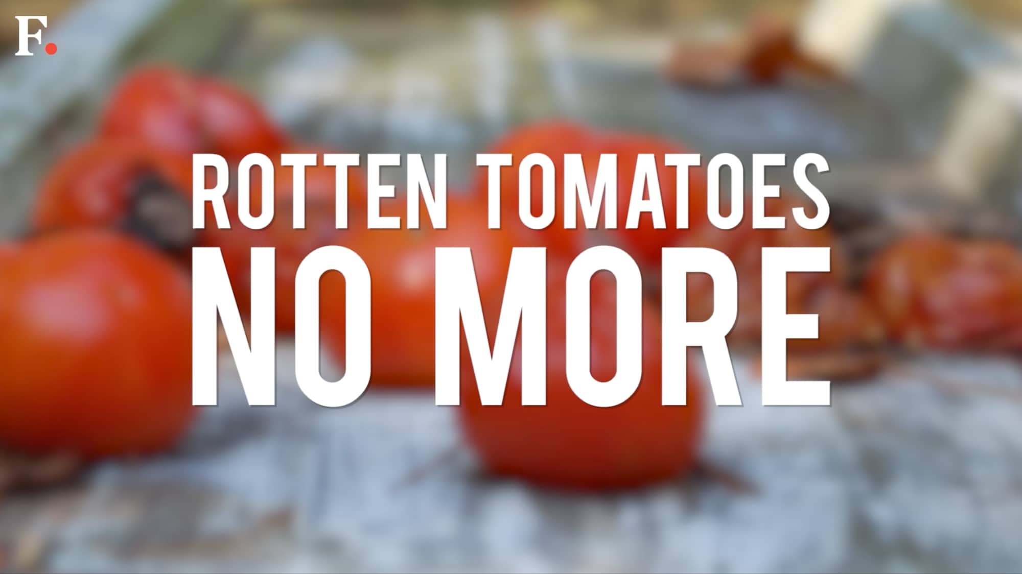 No more rotten tomatoes: New start-up helps increase tomato shelf life