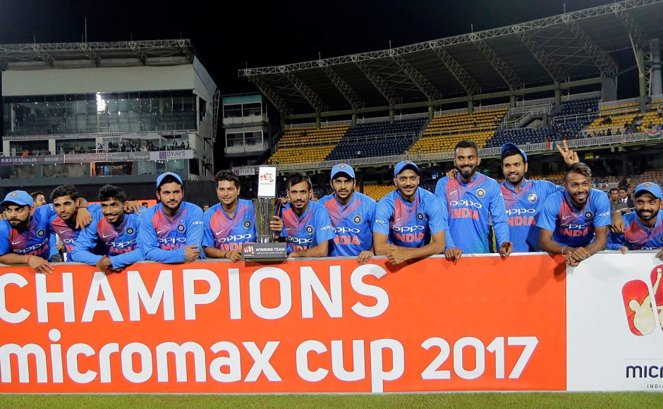 Virat Kohli-led India whitewash Sri Lanka across formats with 7-wicket win in one-off T20