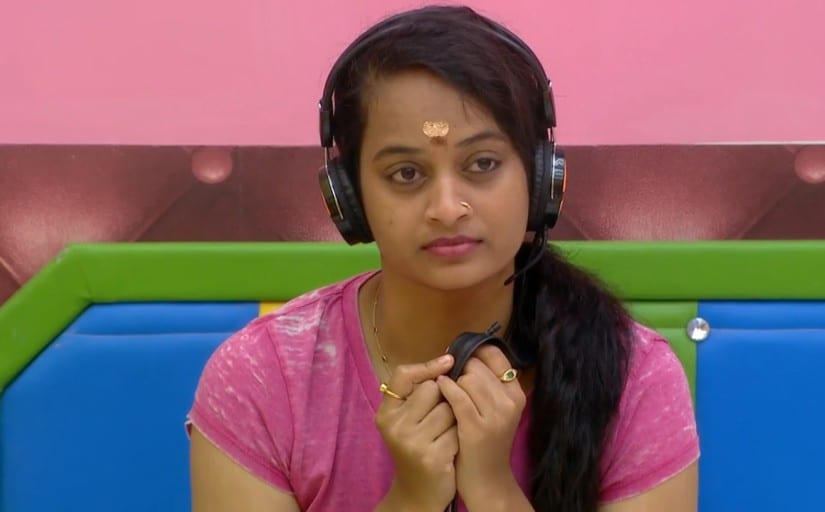 Suja Varunee confined to a secret room