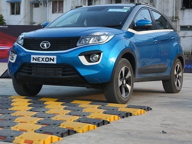 Tata Motors Nexon. Image courtesy: company website