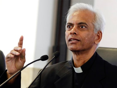 File image of Catholic priest Tom Uzhunnalil. AP