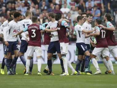 Premier League: Tottenham Hotspur, West Ham charged by FA for failing to control players during derby