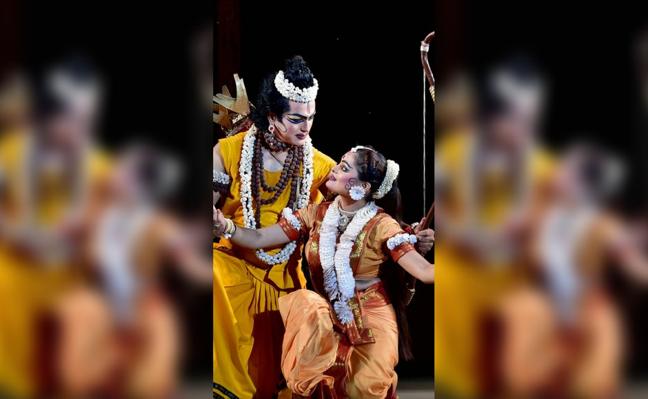 Ramleela comprises a major event of mass participation, particularly attracting children. PTI