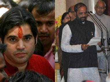 Varun Gandhi clarifies remarks on refugees: After MoS Hansraj Ahir's statement, BJP MP says he asked for clear asylum policy