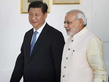 Narendra Modi congratulates Xi Jinping on re-election, says he looks forward to working on bilateral relations