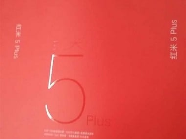 Xiaomi Redmi 5 Plus may launch soon; photo of the box spotted online