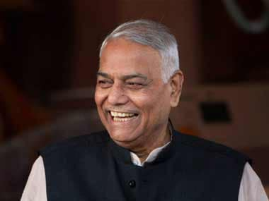 GDP decline: Yashwant Sinha speaks up, sees hard landing for economy after note ban, poorly conceived GST