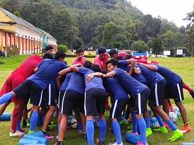 AFC U-16 Championships qualifiers: India coach Bibiano Fernandes hails AIFF for nurturing young talents