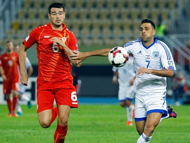 FIFA 2018 World Cup qualifiers: Israel captain Eran Zahavi angered by boos, quits ahead of clash with Italy