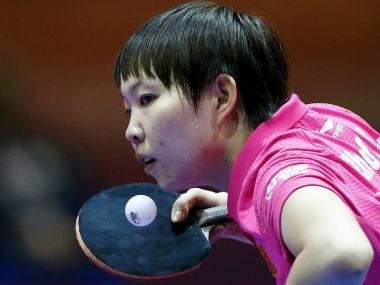Asian Cup Table Tennis 2017: Lin Gaoyuan, Zhu Yuling claim maiden titles to seal World Cup berths