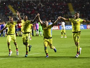 FIFA U-17 World Cup 2017: Colombia set to become first team to arrive in India for showpiece event