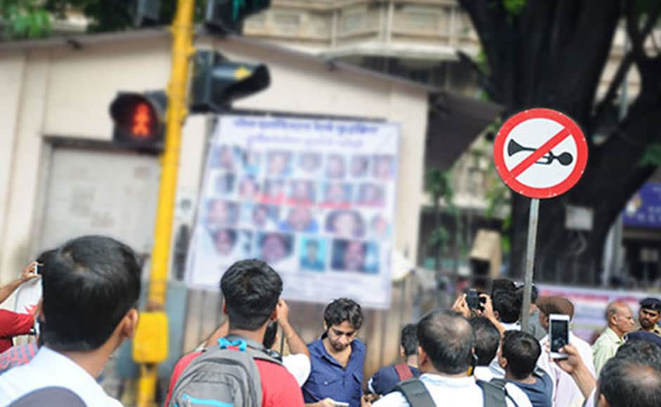 However, KEM hospital also displayed mugshot pictures of the bodies of 22 victims posted on a wall with numbers across their foreheads that sparked a row. Firstpost/ Suraj Prasad