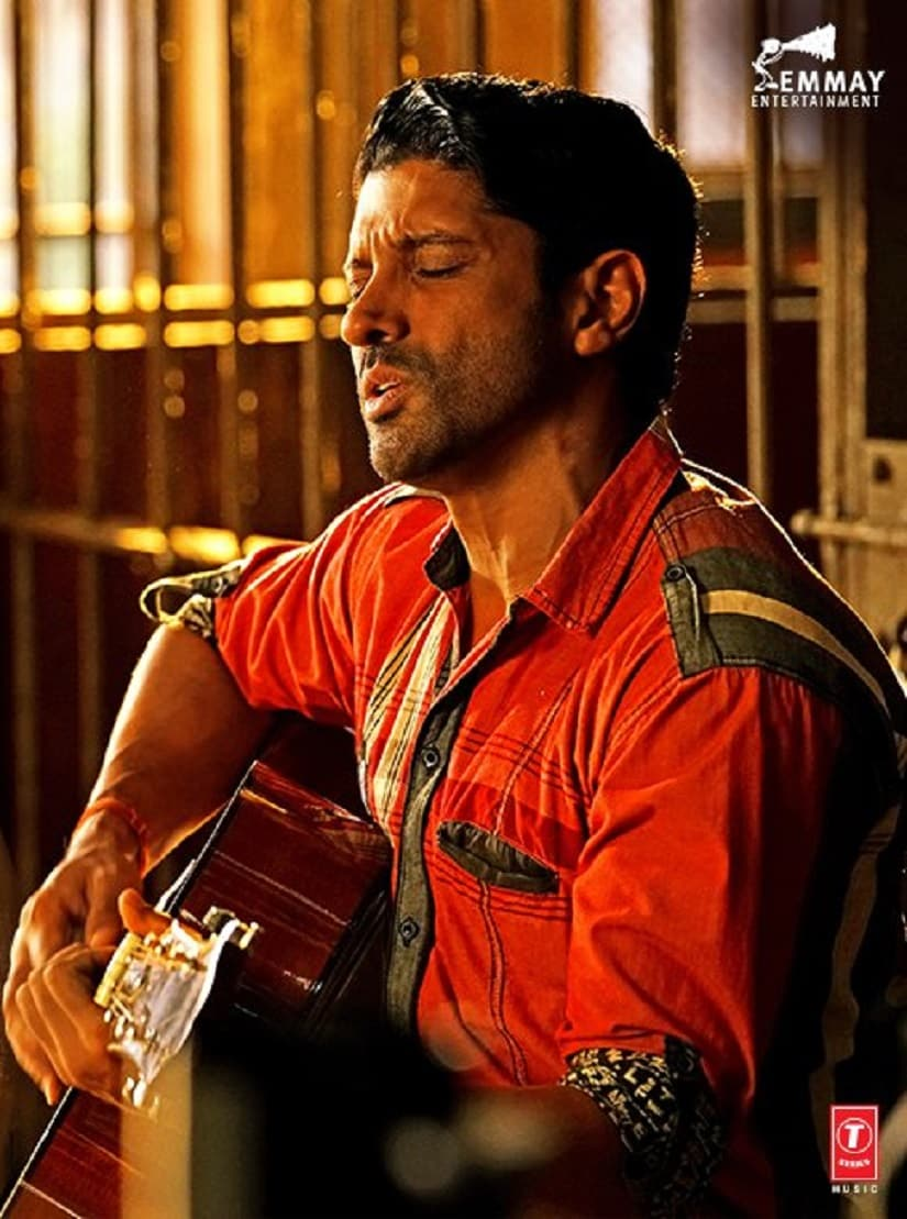 Farhan Akhtar talks about his role in Lucknow Central and playing Dawood Ibrahim in Daddy