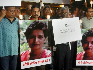 Gauri Lankesh murder case: SIT files first chargesheet, close to getting custody of second accused