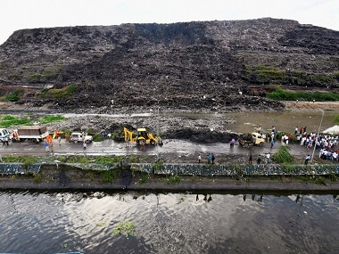 Ghazipur landfill fire in east Delhi extinguished after seven hour-long operation